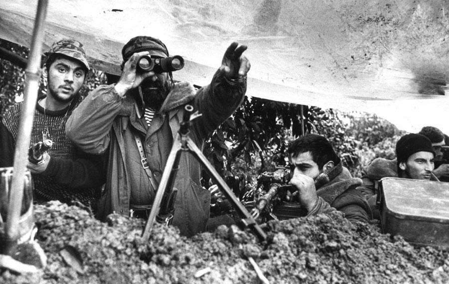 Четверть века с начала абхазской войны