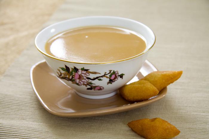 Варим калмыцкий чай