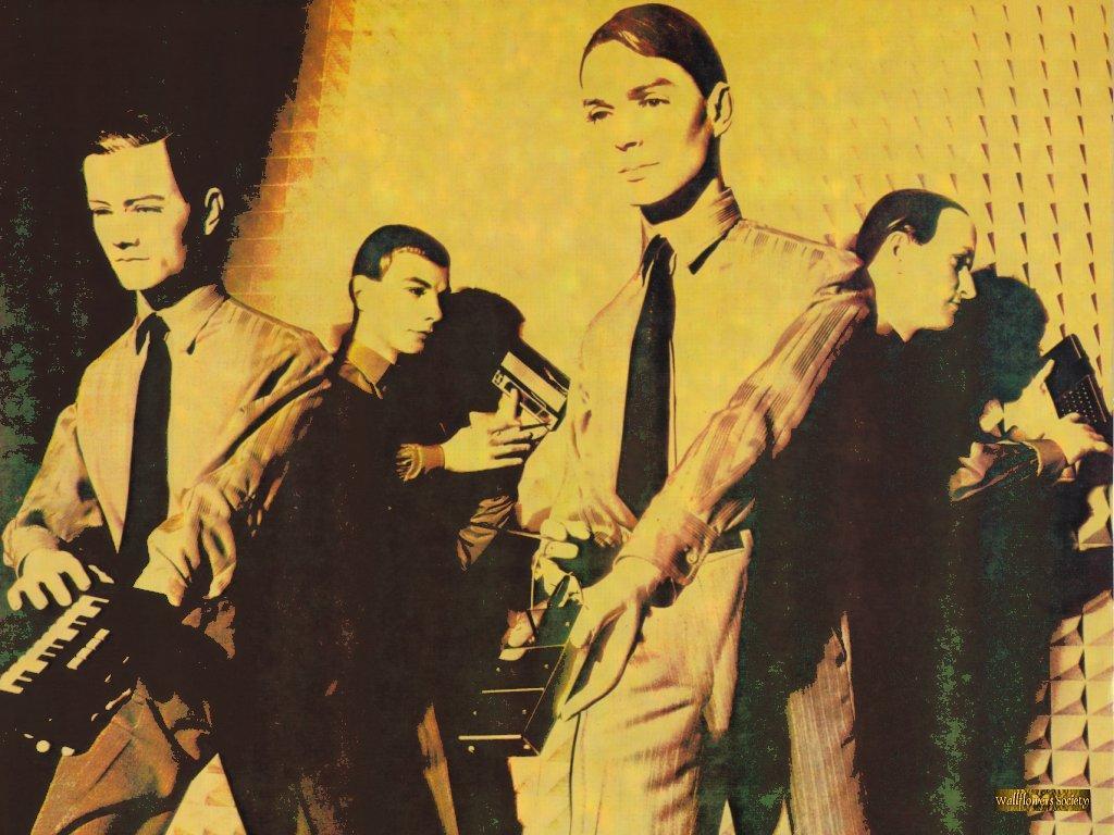 Отцы электронной музыки. Kraftwerk