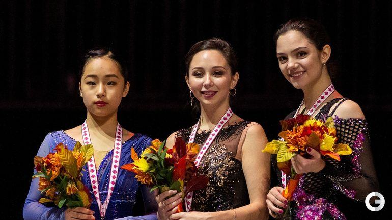 Конец русского тотального превосходства. После Гран-при NHK Trophy – Хиросима