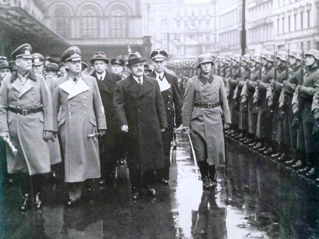 Дележка в Берлине в ноябре 1940 года. Хорошо или плохо?